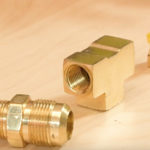 Brass fittings from Anderson Metals are suitable for a variety of harsh environments